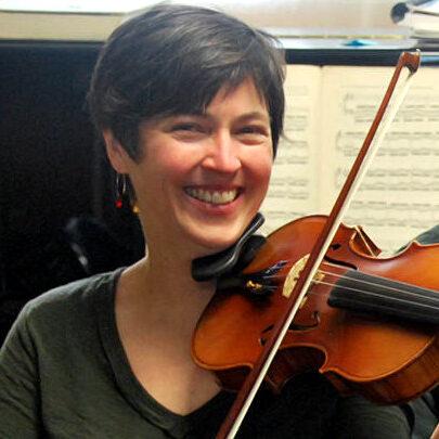 Trish Horrocks fiddle instructor